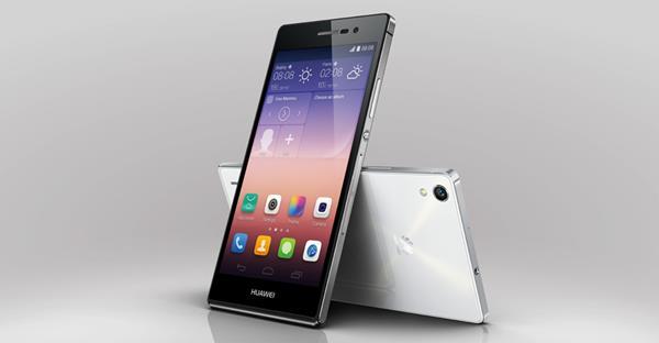 Yeni Huawei Ascend P7