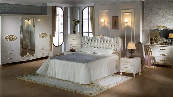 Açık Renk Yatak Odası