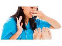 ayak kokusu nedenleri
