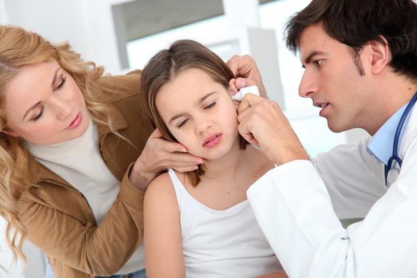 dış kulak iltihabı