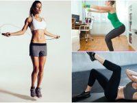 Spor Salonunda Gibi Evde Egzersiz Yapmak için 5 İpucu