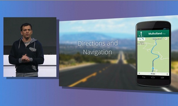 Google Haritalar Servisi