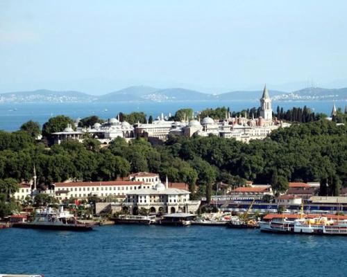 İstanbul'da Görülmesi Gerekilen Yerler
