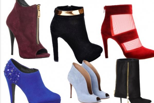 Kışlık Abiye Ayakkabılar