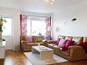 Küçük Evde Dekorasyon