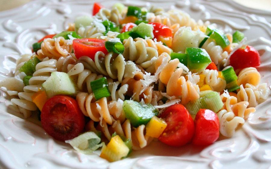 Sebzeli Diyet Yemeği
