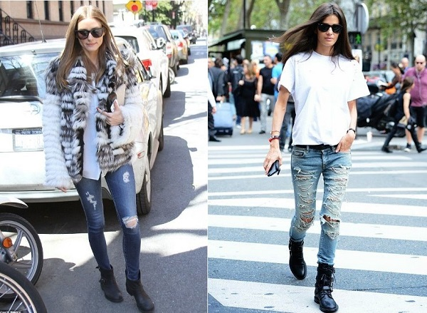 skinny jean modası